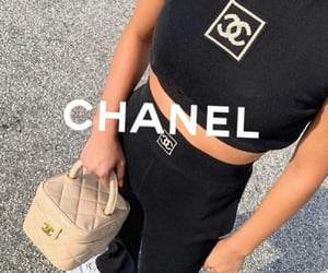 chanel, heels dress, and luxury luxurious fancy image
