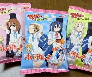 japan, anime, and food image