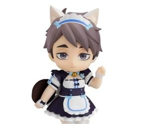 catboy, nendoroid, and anime image