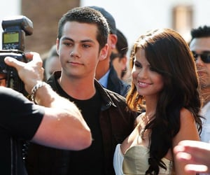 selena gomez, dylan o brien, and dylan obrien image