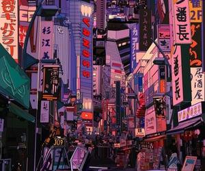 anime, japan, and osaka image