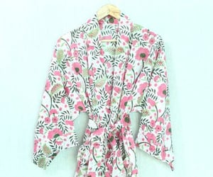 bathrobe, clothing, and gift for her image