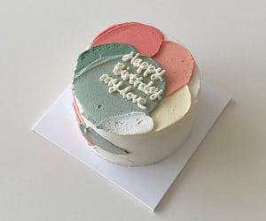 cake, dessert, and happy birthday image