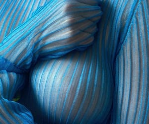 blue, fabric, and fashion image