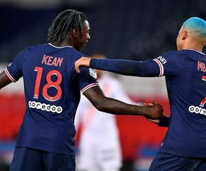 foot, mbappe, and kean image