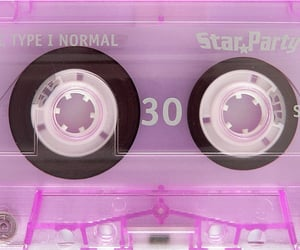 pink, music, and pale image