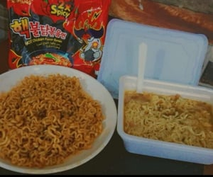 noodles and indomie image