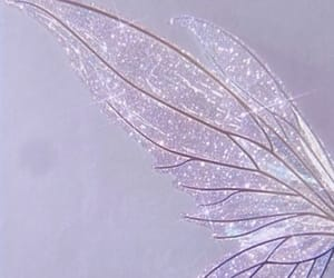fairy, aesthetic, and purple image