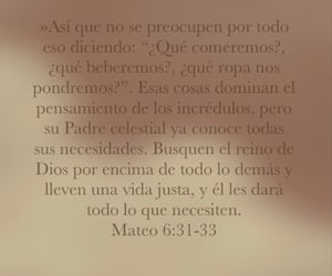 biblia, ntv, and mateo 6:31-33 image