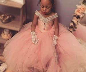 pink flower girl dresses, beaded flower girl dress, and kids prom dresses image