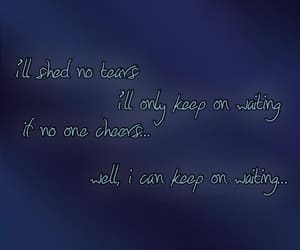blue, disney, and Lyrics image