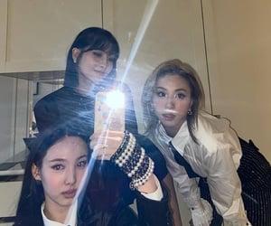 twice, nayeon, and chaeyoung image