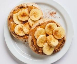 banana, fruit, and breakfast image