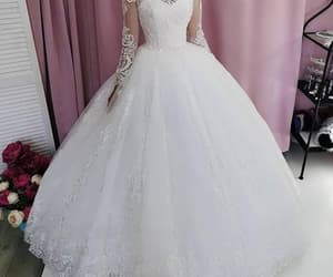 wedding dresses ball gown, cheap bridal dresses, and 2021 wedding dresses image