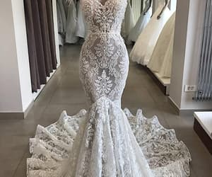 vestido de novia, wedding dresses 2021, and mermaid wedding dresses image