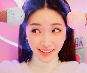 kpop and chungha image