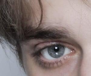 blue, eyes, and skin image