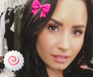 beautiful, celebrity, and demi lovato image