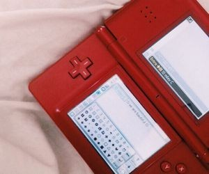 aesthetic, play, and red image