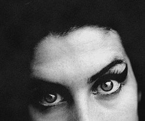 Amy Winehouse, eyes, and amy image