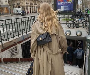 bag, street, and black image