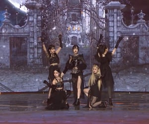 goth, stage, and witch image