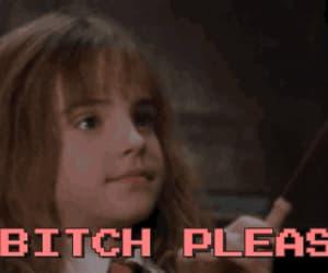 gif, hermione granger, and wingardium leviosa image