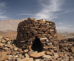 archeology, middle east, and ruins image