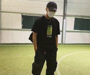 asian, kpop, and cap image