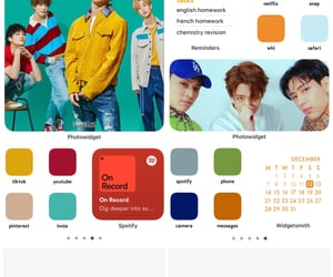 homepage, iphone, and kpop image