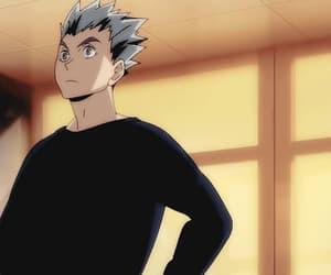 hq, anime boy, and anime image