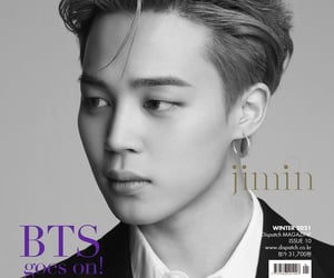 hq, magazine, and bts image