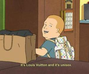 Louis Vuitton, funny, and cartoon image