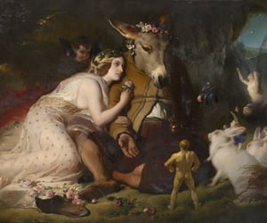 painting, edwin landseer, and art image