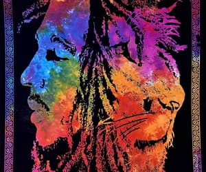bob marley, etsy, and wall decor image