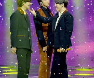 dynamite, rm, and kbs song festival 2020 image