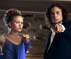 10 things i hate about you, 90s, and movies image