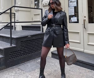 fashion, trendy, and sexy chic image