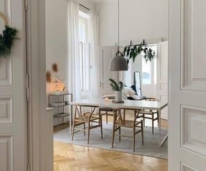 decor, white, and design image
