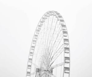 aesthetic, ferris wheel, and cute image