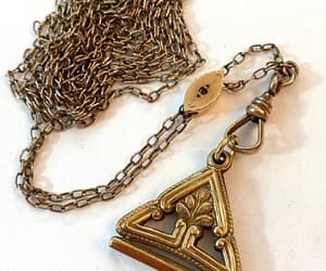 etsy, victorian jewelry, and chatelaine fob image
