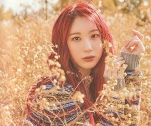 kpop, izone, and lee chaeyeon image