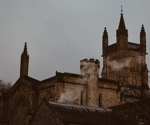 aesthetic, castle, and architecture image