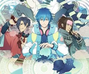 anime, ren, and aoba seragaki image