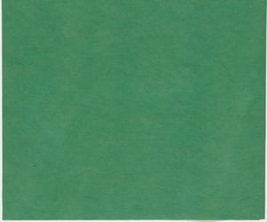 Ellsworth Kelly, Green from the series Line Form Color, 1951