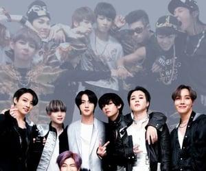 kings, wallpaper, and kpop image