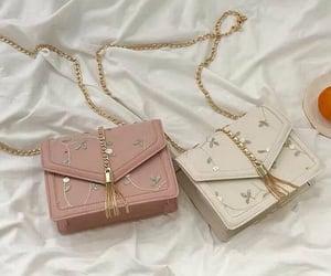 bag, fashion, and handbags image