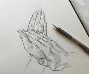 anatomy, art, and fingers image