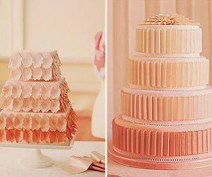 cake, strawberries, and cream image