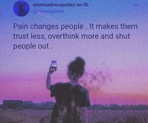 depression, sad, and selfesteem image